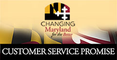 Maryland's Customer Service Promise
