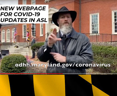 New Webpage for Covid-19 Updates in ASL